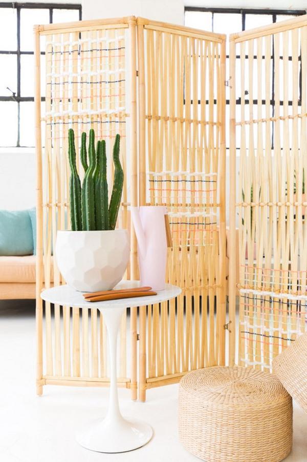 Ikea Hacks That Belong In Your Living Room: Room divider