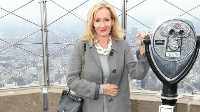 J.K. Rowling sends amazing message to