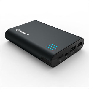 External rechargeable battery