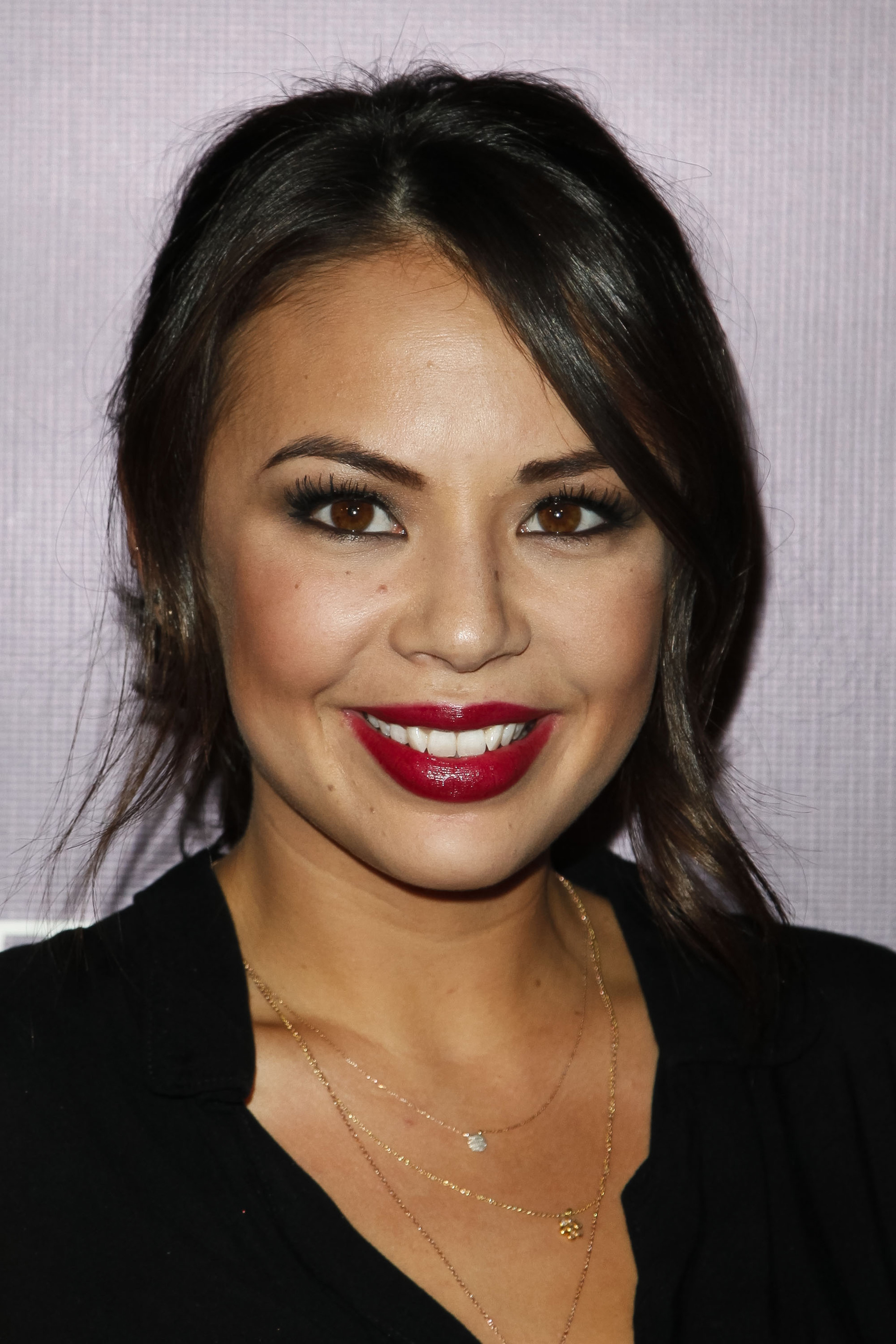 Best red lip: Janel