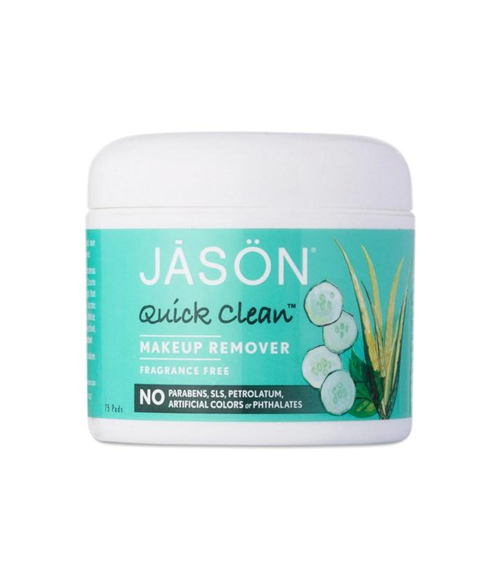 Jason Quick Clean Makeup Remover Pads
