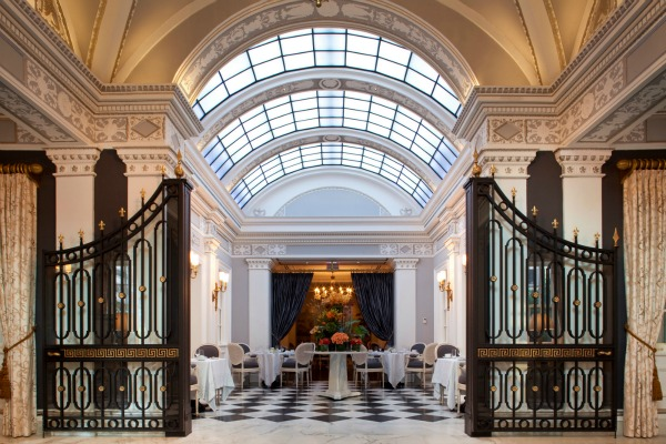 DC's historic hotels