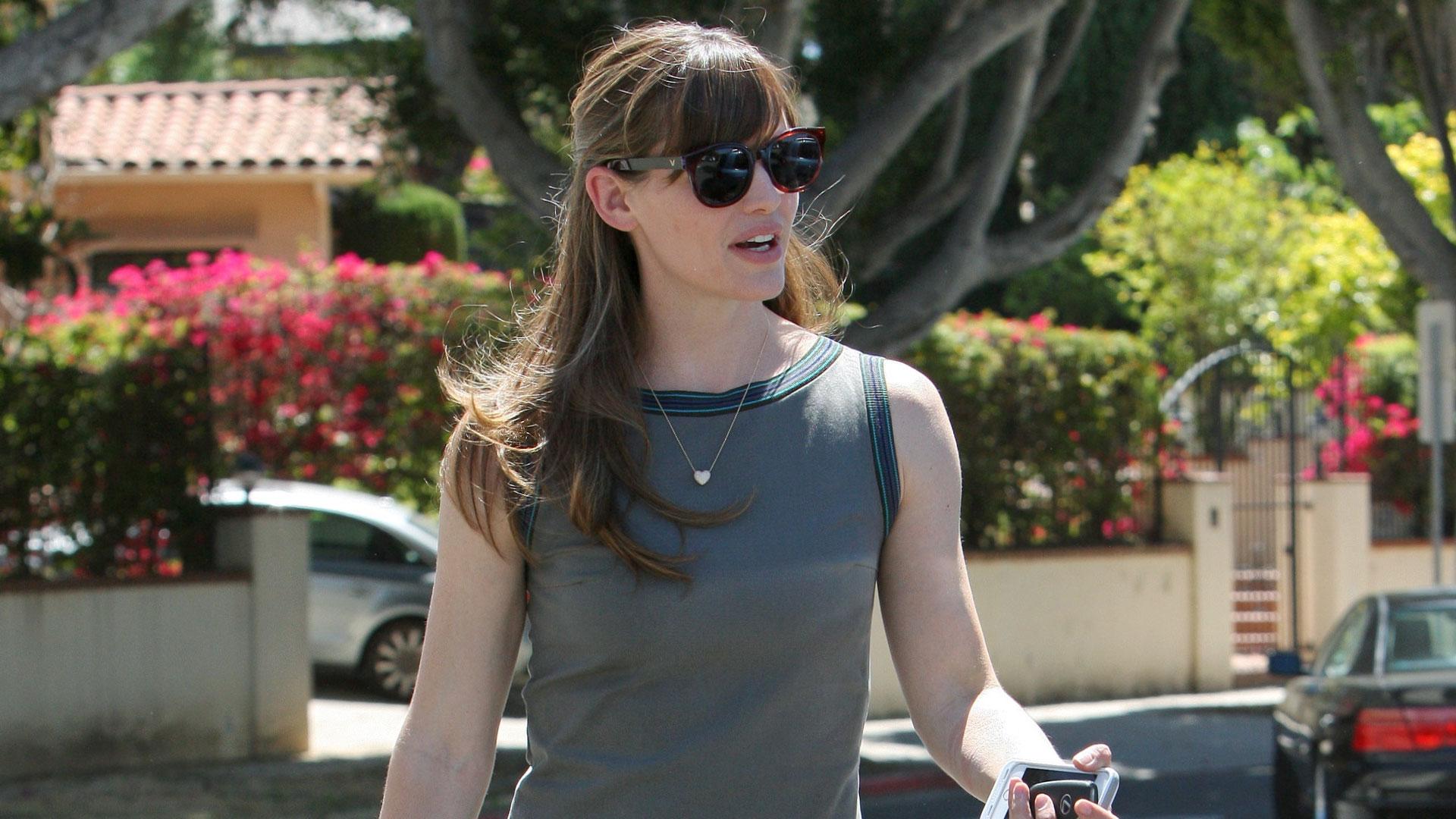 Jennifer Garner: Working mom