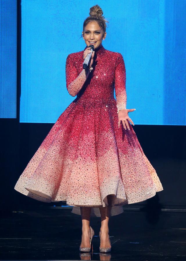 Jennifer Lopez American Music Awards