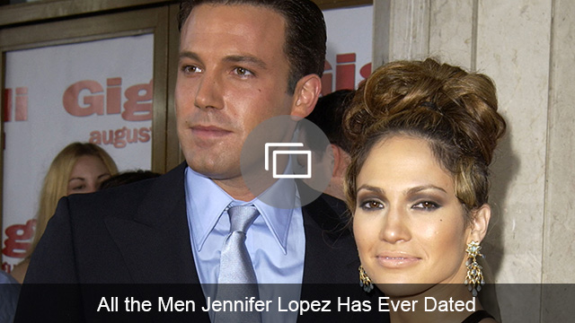Jennifer Lopez exes slideshow