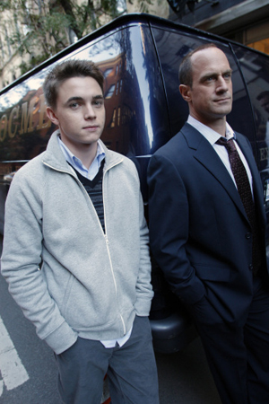 Jesse McCartney guests on L&O