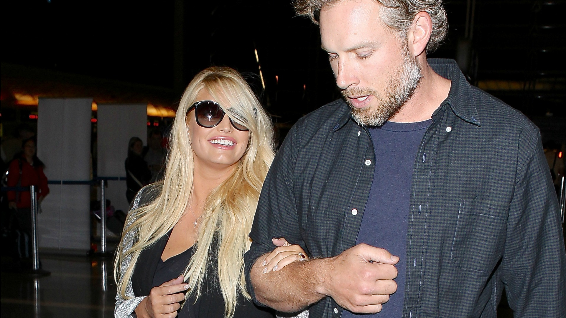 Jessica Simpson and Eric Johnson tie the knot