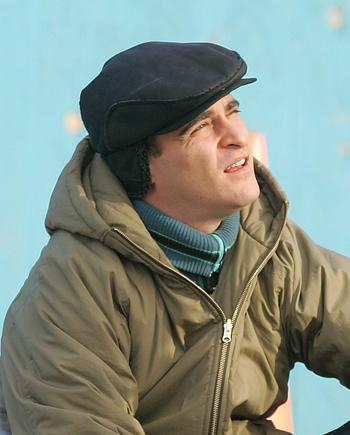 Is Joaquin Phoenix's last role Two Lovers?