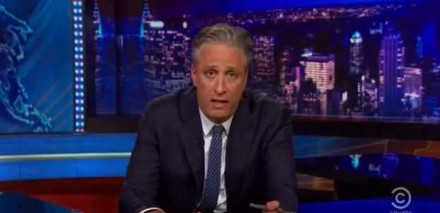 Jon Stewart was the only person