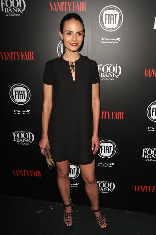 Jordana Brewster dress