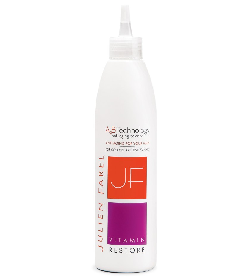 Best Anti-Aging Hair Products of 2017: Julien Farel Vitamin Restore