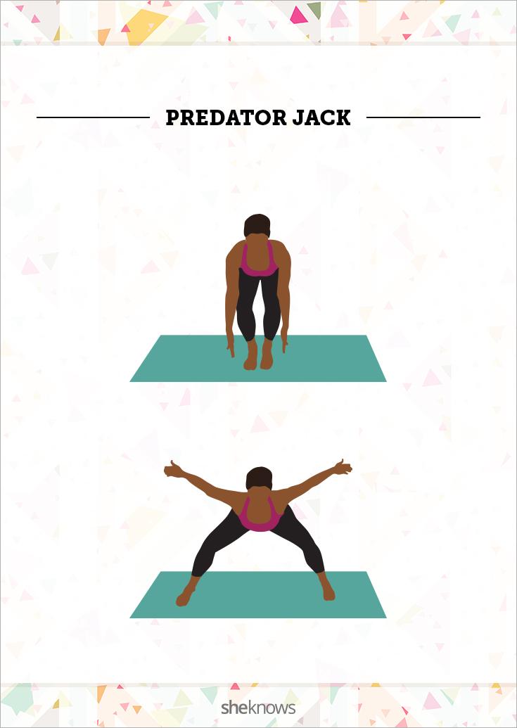 Predator jacks