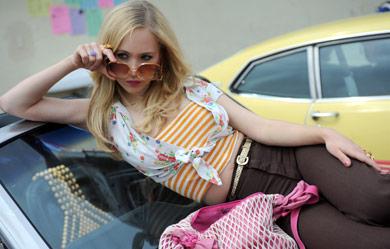 Juno Temple in Dirty Girl