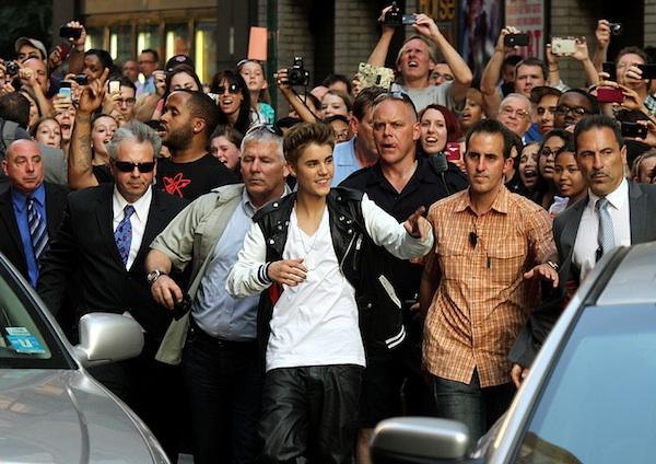 Justin Bieber NYC