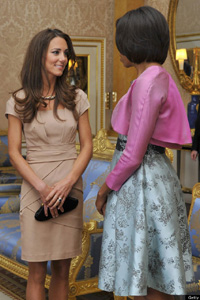 Kate Middleton Shola dress