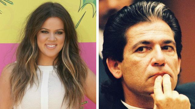 Khloe Kardashian Robert Kardashian