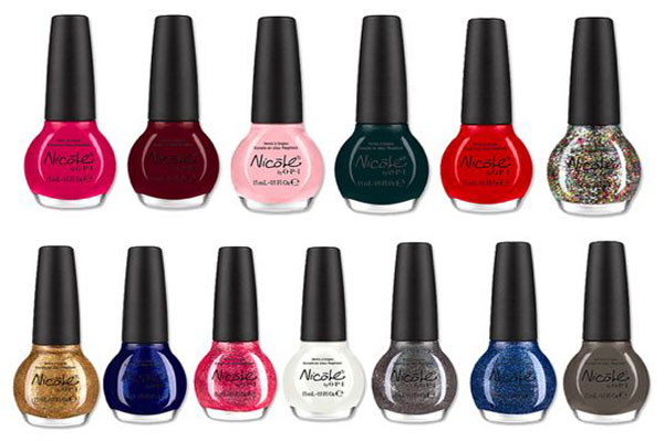 Kardashian Kolors from Nicole by OPI