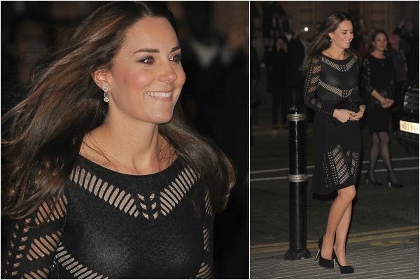 Celebrity little black dresses
