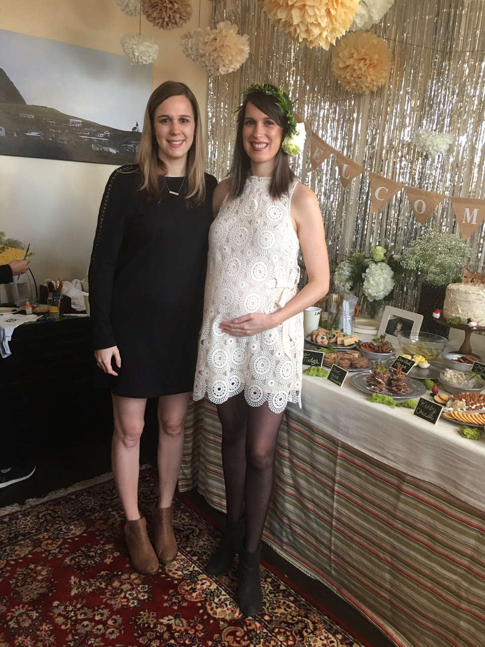 Sisters Who Were Pregnant At the Same Time | Kate McGuffin & Elizabeth Simmons