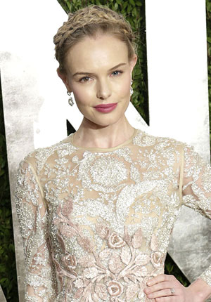Kate Bosworth brian to WENN