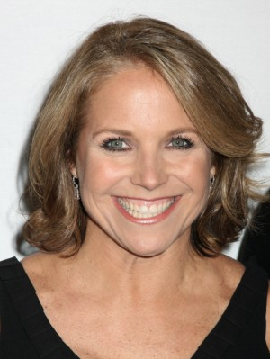 Will Katie Couric be leaving the anchor desk?