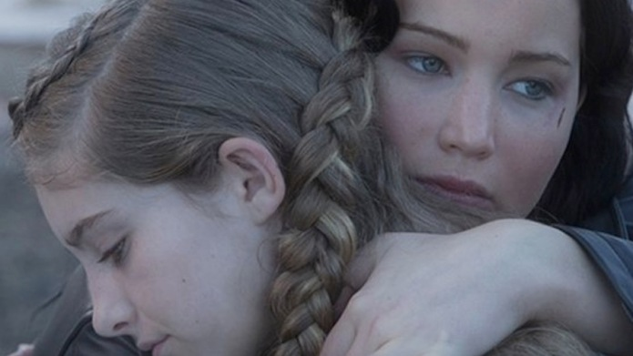 Mockingjay's new trailer celebrates sisterhood, brings