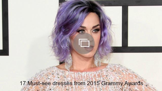 Best Dressed Grammys slideshow
