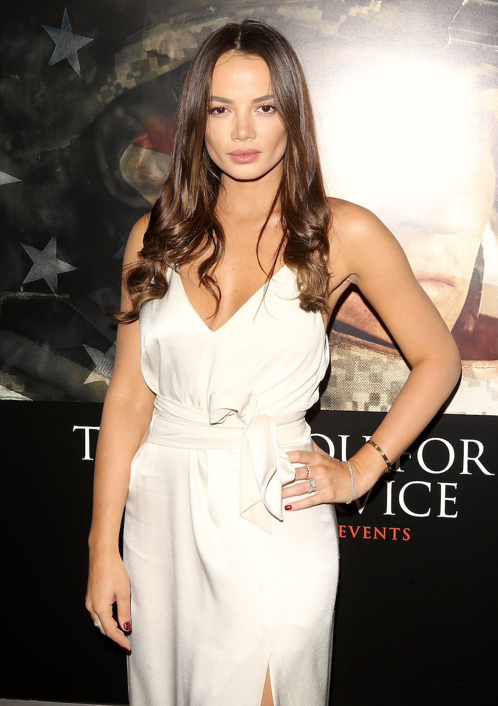 Keleigh Sperry 'Thank You For Your Service' premiere