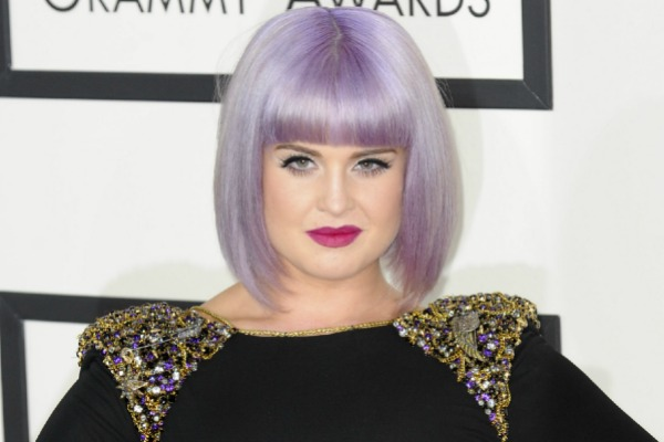 Kelly Osbourne and celebrities with bright hairstyles