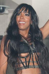 Kelly Rowland at the 4Sixty6 nightclub.