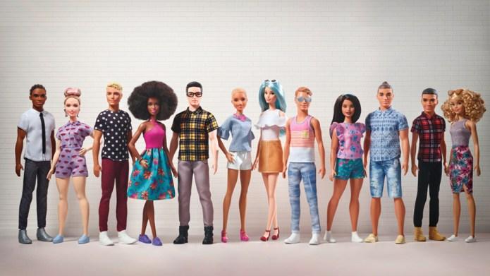 Barbie's Beloved Ken Is Now Rocking