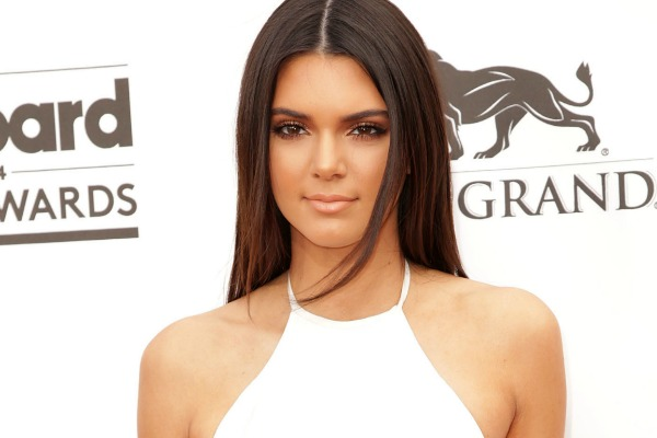 Kendall Jenner struck with nerves at the Billboard Awards