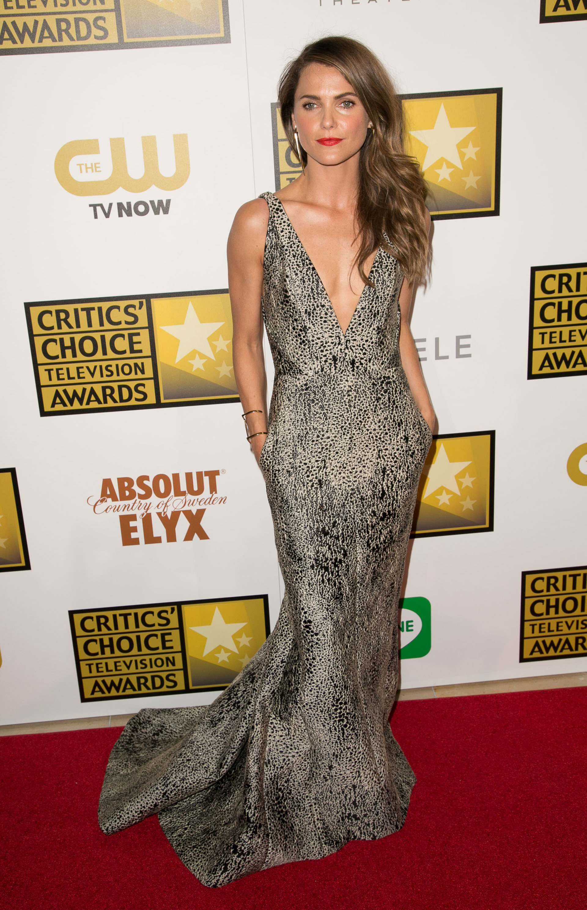 Keri Russell at the Critic's Choice Awards