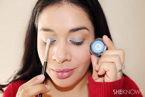 Kerry Washington Golden Globes makeup tutorial