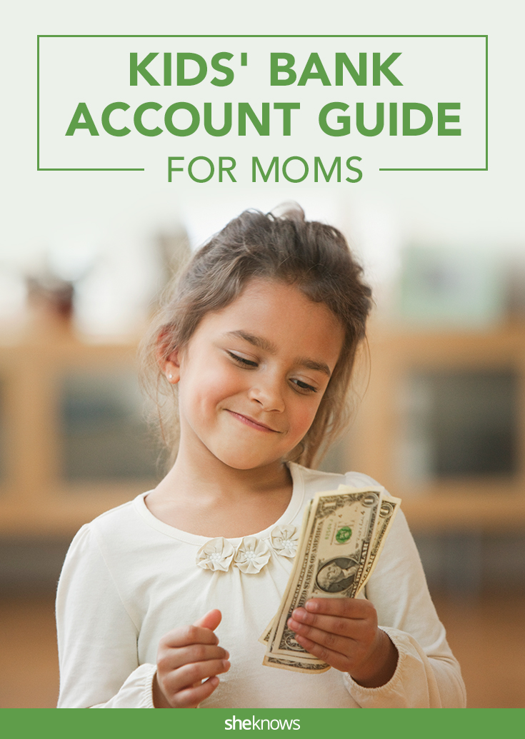 Kids' bank account guide