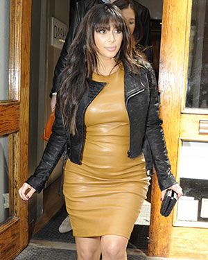 Kim Kardashian TNYF WENN