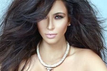 Kim Kardashian's song debuts on Ryan Seacrest