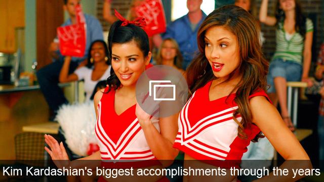 kim k accomplishments slideshow