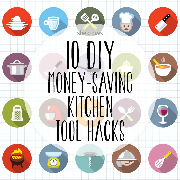 DIY kitchen hacks