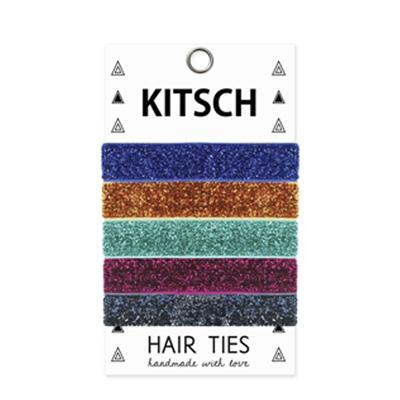 Kitsch Bejeweled Hair Ties