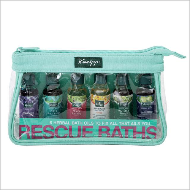 Kneipp Rescue Baths