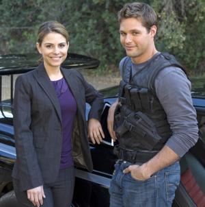 Knight Rider is also new tonight on NBC