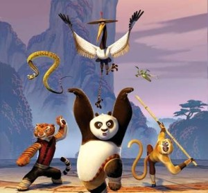 It's all Panda at the box office