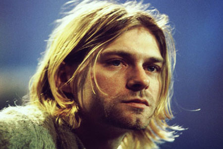 Kurt Cobain Forever 27 club