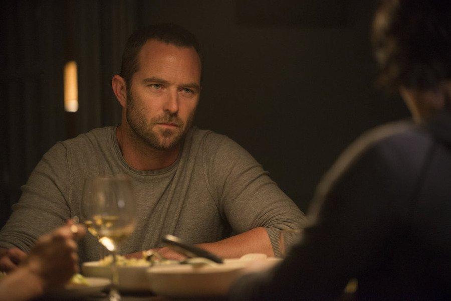 Sullivan Stapleton as Kurt Weller in NBC's Blindspot