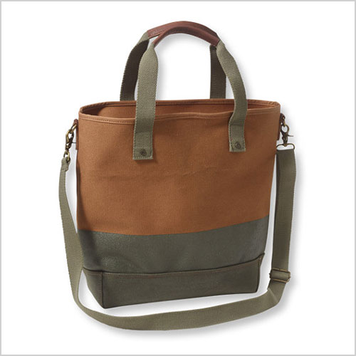 L.L. Bean Nor'easter Tote