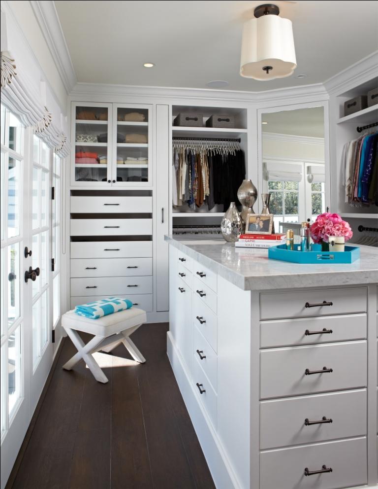 Giuliana Rancic's Closet: LA Closet Design