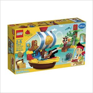 LEGO pirate set