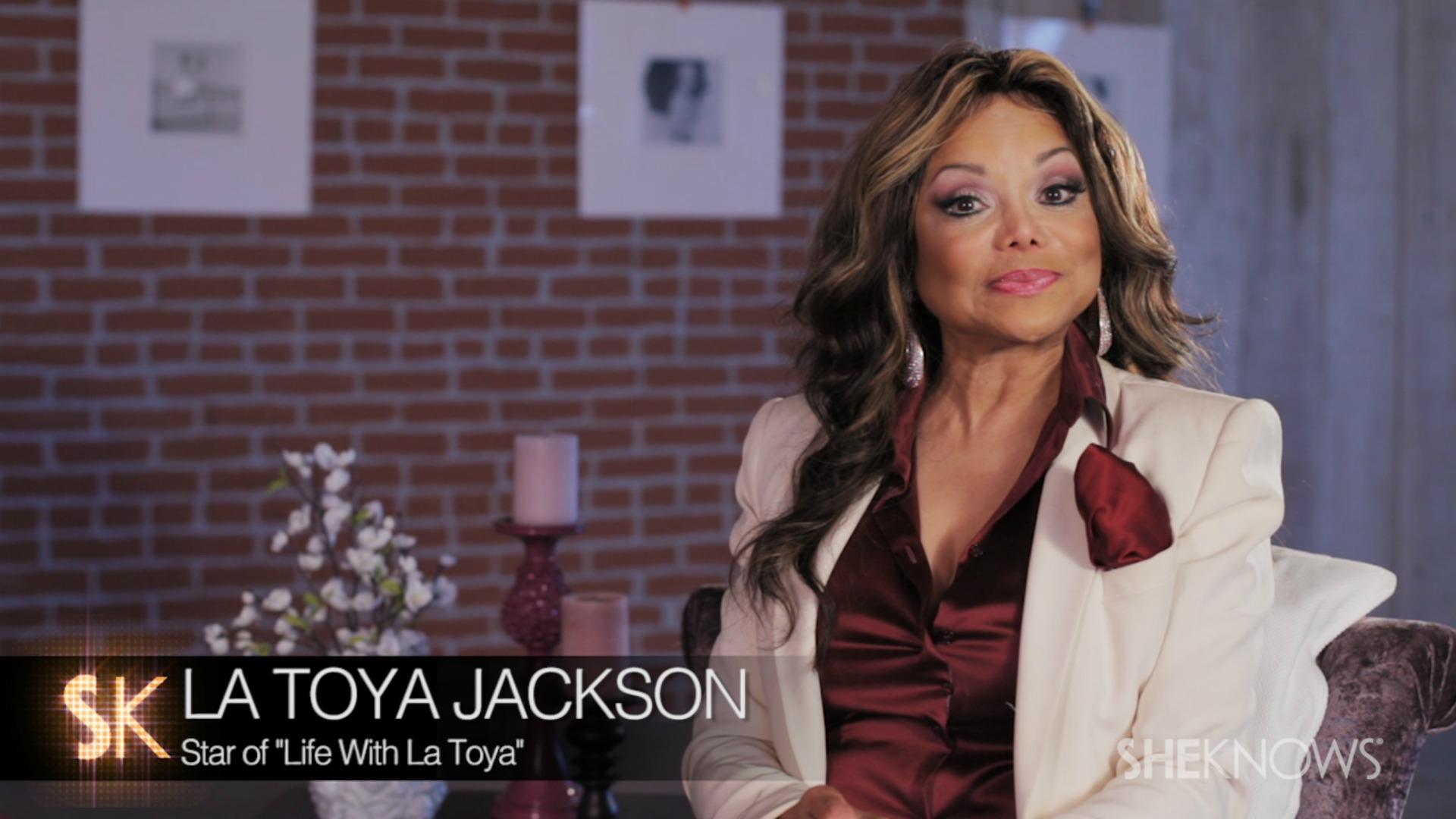 Life Lessons With La Toya: The gift of giving