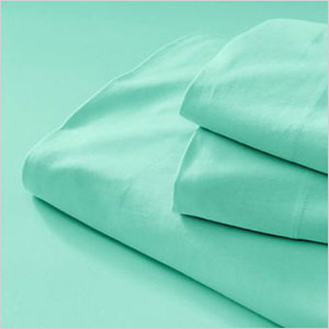 Land end jersey knit sheets